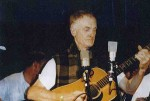 Doug Wallace at the National Folk Fest - 1998