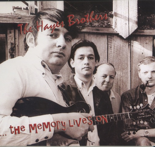 Hayes Brothers CD Cover