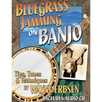 Bluegrass Jam on Banjo